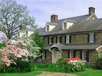 Pearl S. Buck House exterior