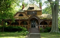 The Wren's Nest exterior