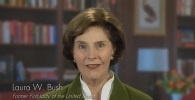 Laura Bush Video