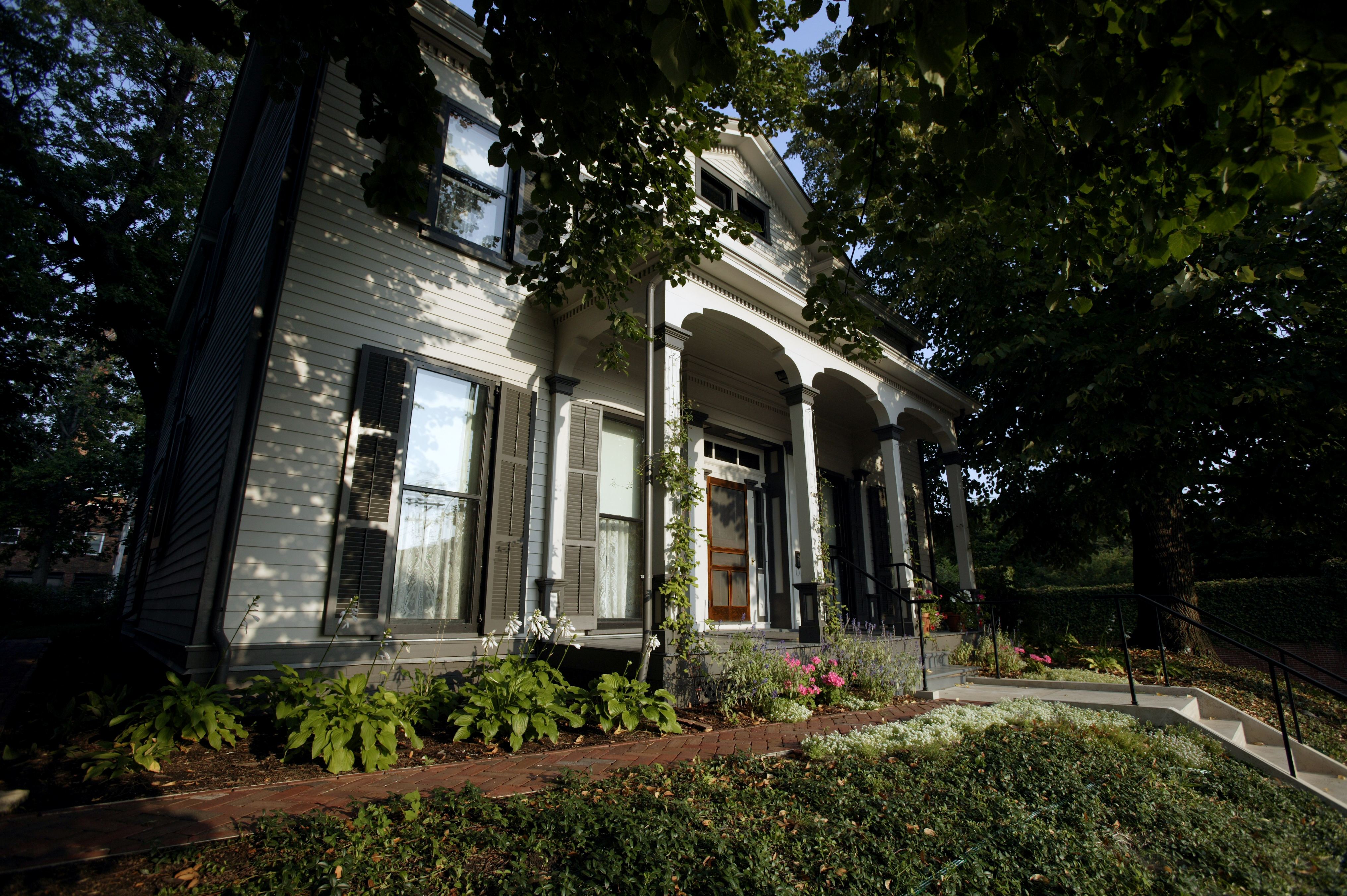 The Vachel Lindsay Home State Historic Site