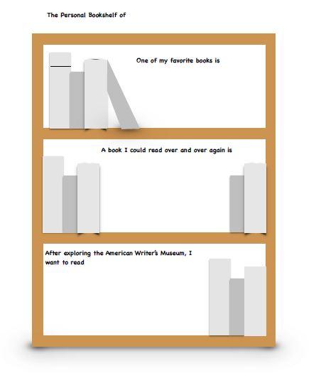 Personal Bookshelf Student