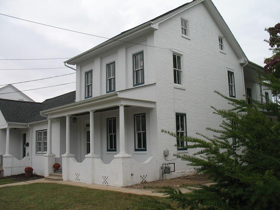 The John Updike Childhood Home exterior