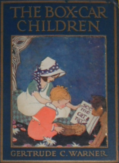 The Box-Car Children by Gertrude C. Warner
