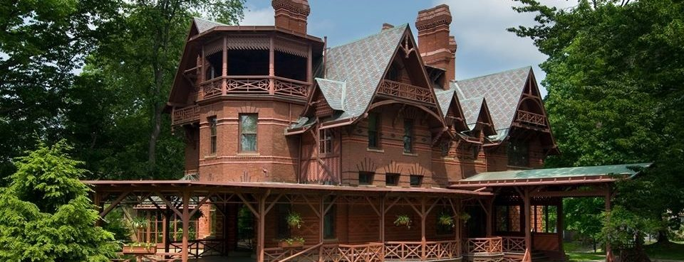 The Wow Factor: A Visit To Mark Twainu0027s Grand Mansion In Hartford | The  American Writers Museum