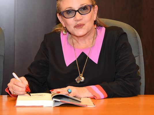 Remembering Carrie Fisher, the Writer | The American Writers