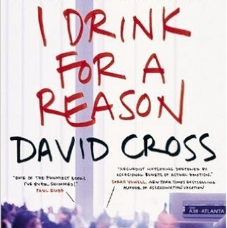I Drink for a Reason book cover