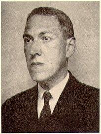 Halloween Books: Portrait of H.P. Lovecraft