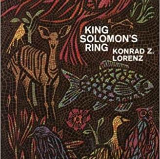 cover of King Solomon's Ring by Konrad Z. Lorenz