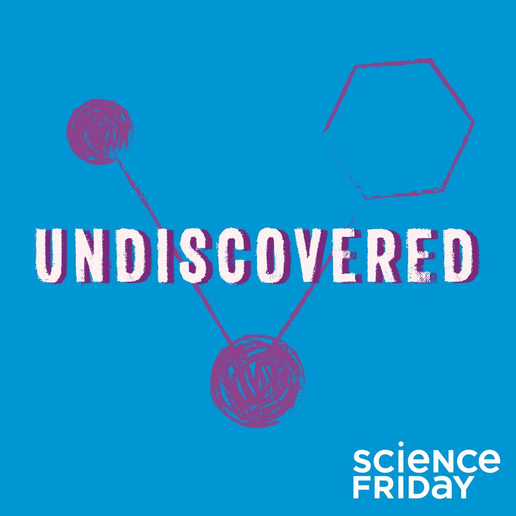 Undiscovered podcast logo