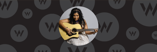 Tanaya Winder at the American Writers Museum on May 9