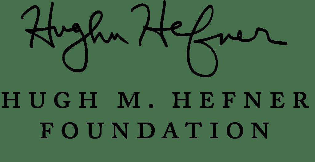 Hugh M Hefner foundation sponsor