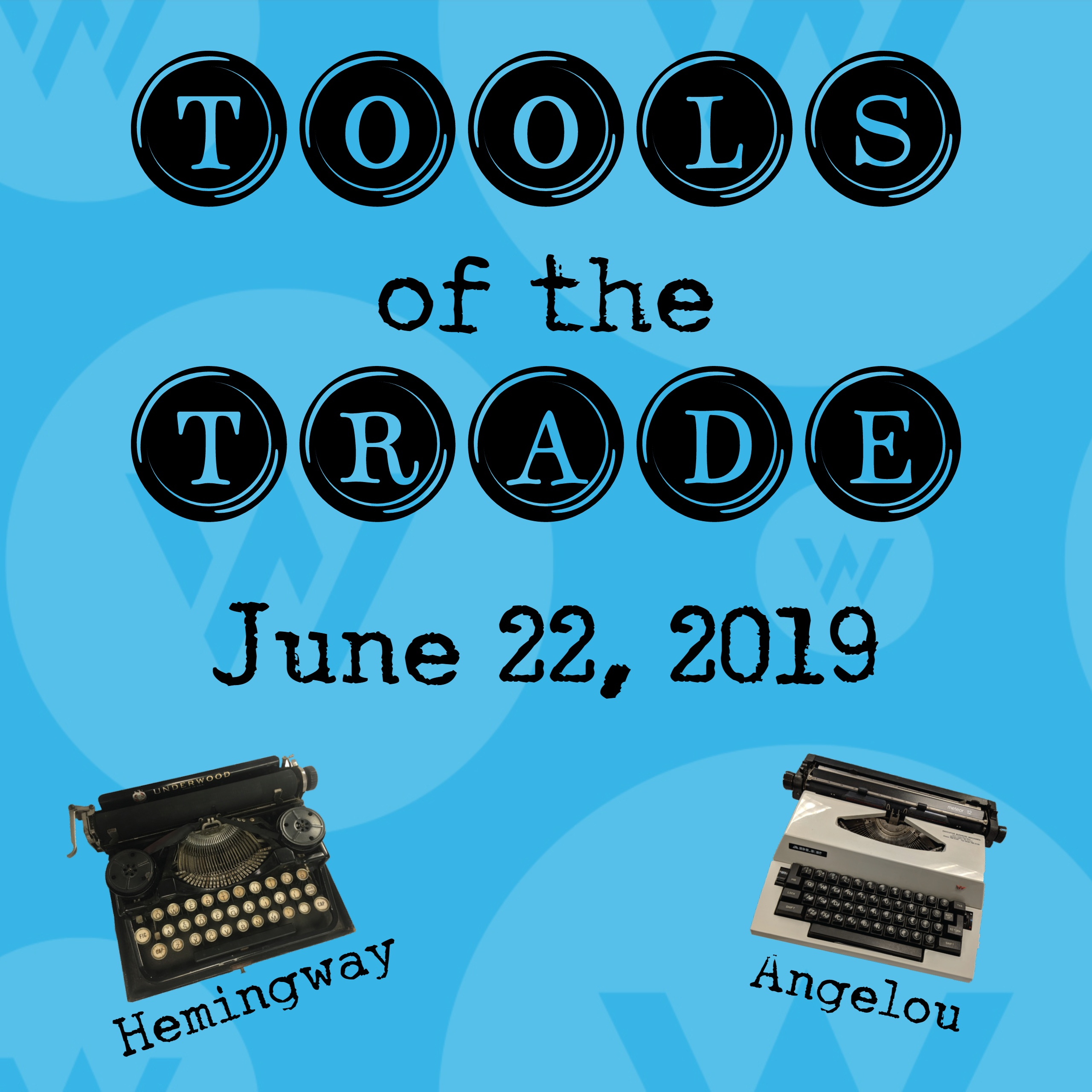 New exhibit Tools of the Trade opens June 22 at the American Writers Museum