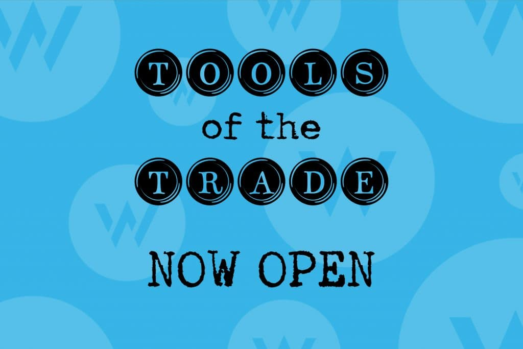 Tools of the Trade exhibit now open at the American Writers Museum in Chicago