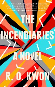 The Incendiaries by R.O. Kwon live at the American Writers Museum on July 31