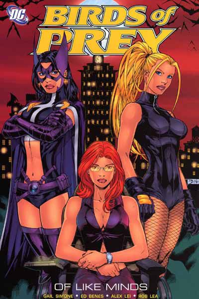 Birds of Prey: Of Like Minds