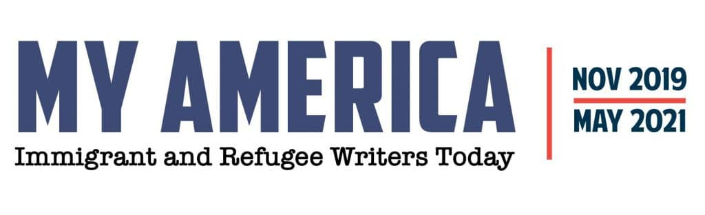 My America: Immigrant and Refugee Writers Today is a special exhibit at the American Writers Museum in Chicago