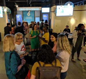Literature lovers meet and mingle at the American Writers Museum, a hidden gem in Chicago